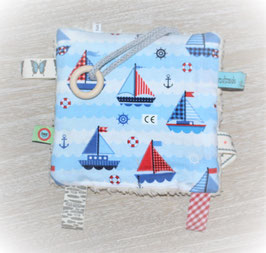 ♥ Knistertuch Sailing N0382 ♥