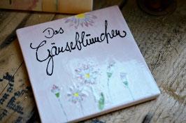 """Fliese """"Gänseblümchen 2"""""""
