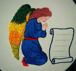 Ange de consolation
