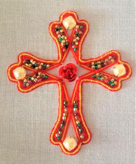 KIT  Beaded Cross