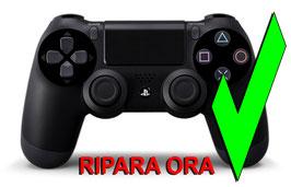 RIPARAZIONE ASSISTENZA CONTROLLER SONY PS4 DUALSHOCK 4