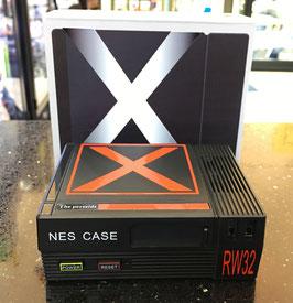 REWIND32 X NES BLACK EDIZIONE LIMITATA - NO PIXEL  128GB @ 1500 MHZ + 1 CONTROLLER WIRELESS  *NOVITA'* V4-2020