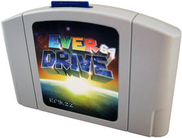 EVERDRIVE NINTENDO 64 SD 8GB FW 2020