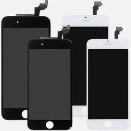 SOSTITUZIONE DISPLAY VETRO TOUCH APPLE IPHONE ( TUTTI I MODELLI  )