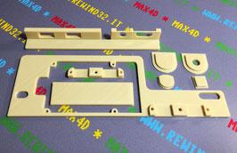 KIT 3D COMMODORE 64 PI RASPBERRY CASE MOD NOT DESTRUCTIVE PRINT STAMPA