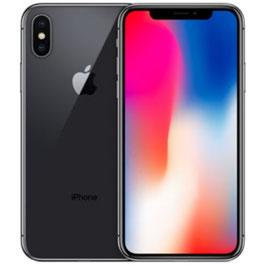 iPhone X 64GB Grigio Siderale / Argento - Grado A