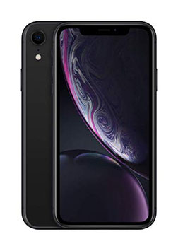 iPhone Xr 256GB Nero / Grigio - Grado A