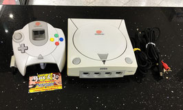 SEGA DREAMCAST GIAPPONESE JAP 60HZ CON MODIFICA 220V + DISCO BOOT MULTI REGIONE