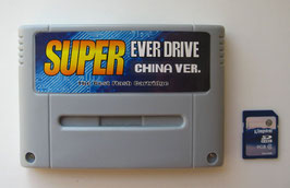 EVERDRIVE SUPER NINTENDO SNES SD 8GB FW2020