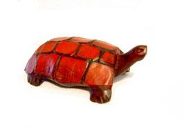 Schildkröte, rot