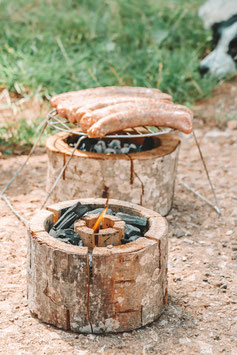Barbecue Eco-Grill