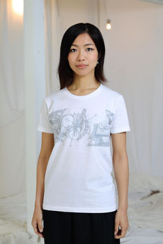Hand print T - roots -