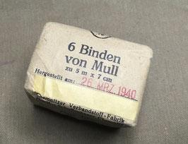 Комплект бинтов , Германия 1940 год , оригинал