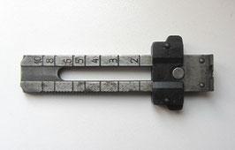Прицельная планка М-39