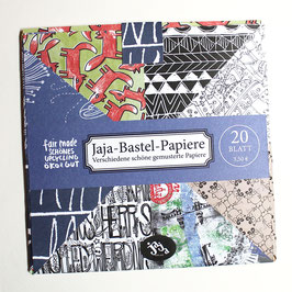 Jaja-Bastel-Papiere