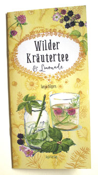 Wilder Kräutertee & Limonade