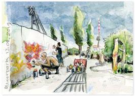 PK70 - Mauerpark, Berlin