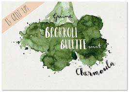 PK62 - Brokkoli Bulette