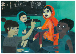 PK77 - HELDIN Malala Yousfzai