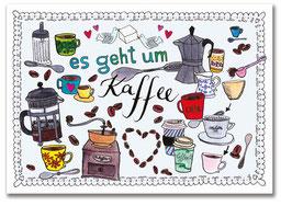 PK08 - Kaffee