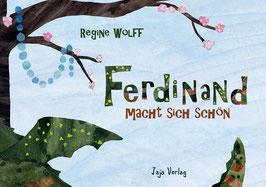 Ferdinand macht sich schön