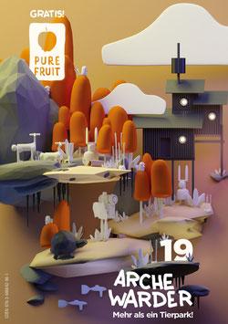 Purefruit #19 ARCHE WARDER