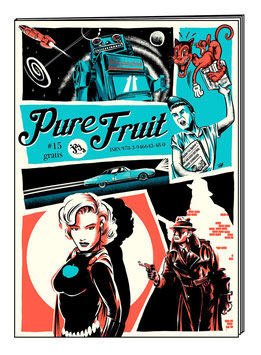 Purefruit #15 Comics