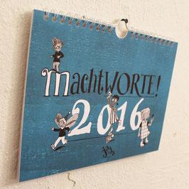 machtWORTE! 2016