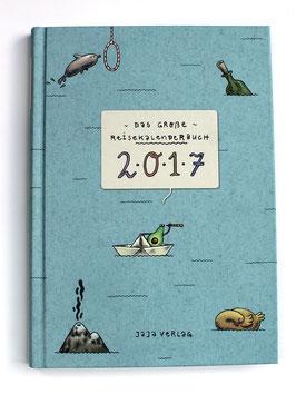 Reisekalenderbuch 2017