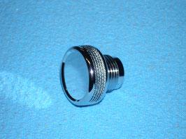 Ventilverschlussschraube, Schmuckschraube - Pressluft 230bar mit O-Ring Dichtung, neu