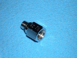 Adapter von Mitteldruck- auf Hochdruckanschluss, neu