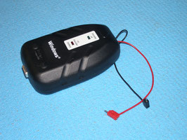 Batteriewechsel für MemoMouse