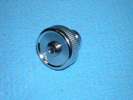 Ventilverschlussschraube, Schmuckschraube mit Entlüftung, Pressluft 230bar