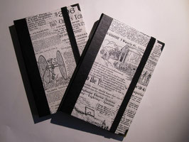 mosusHülle für Kindle 6 Zoll, Touchscreen (2014) mit Zeitungsmotiv