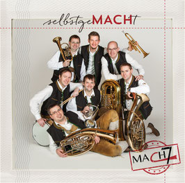 """MACH7 - CD """"selbstgeMACHt"""""""