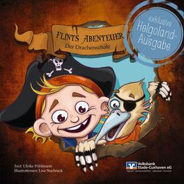 Flints Abenteuer - Der Drachenschatz (Kinderbuch)
