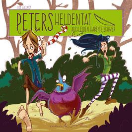Comic Peters Heldentat- Auch Elben haben's schwer
