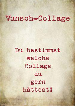 Wunsch-Collage
