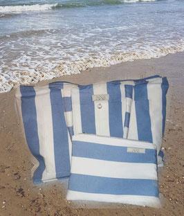 "Strandtasche""Blue Sea""  The Summer Edition"