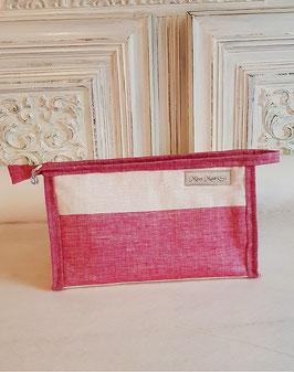 """Kulturtasche """" Träumchen in Pink"""""""