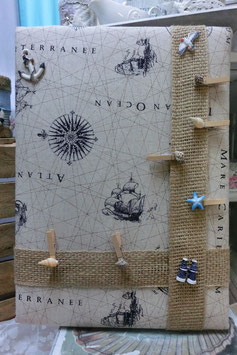 "Pinnwand/Memoryboard  "" by the Sea"""