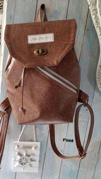 """""""Le Sac""""  die Rucksackhandtasche"""