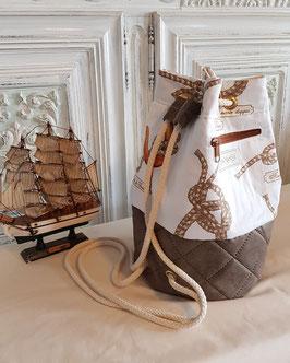 "Bucketbag ""Sail"""