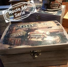 Schatulle `Route 66