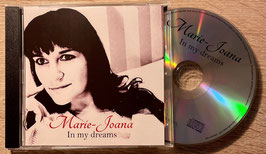 In my dreams - Album von Marie-Joana Audio CD