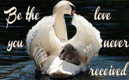 Kaart Be the Love