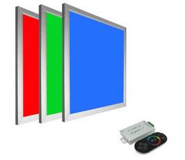 60x60 30W RGB Panel