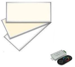 120 x 60 cm 3-Farben LED Panel 50W