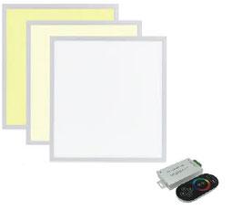 62 x 62 cm 3-Farben LED Panel 36W