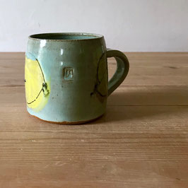 mug - small lemon